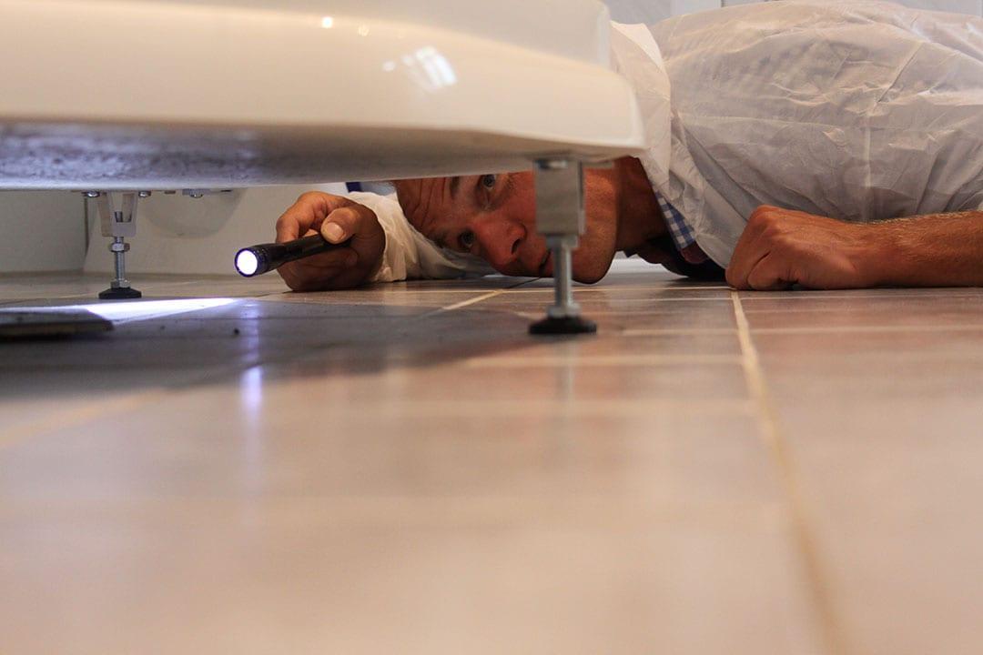 En boligsalgsrapport krever en grundig inspeksjon
