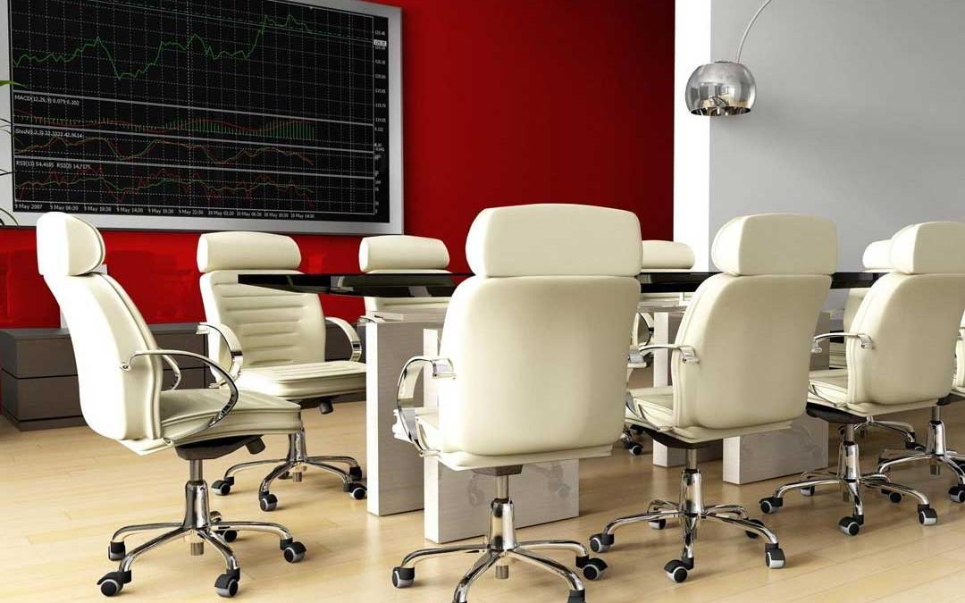 Lag gode møterom – SINTEF byggforsk har utarbeidet en ny anvisning for planlegging og prosjektering.