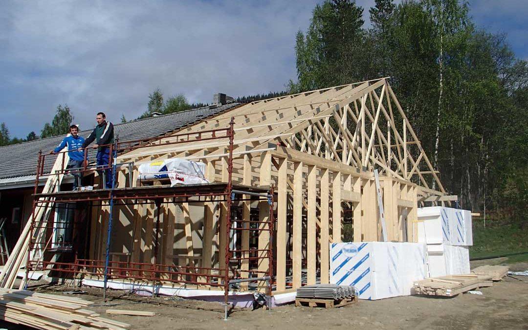 Enklere å bygge på egen eiendom?